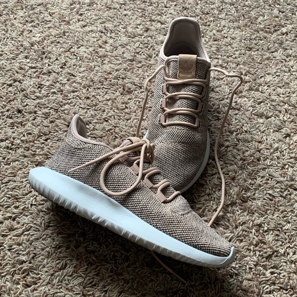 Adidas Tubular Shadow Beige Tan
